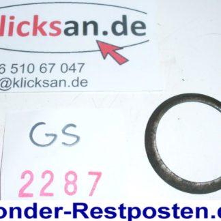 Hatz Diesel E 85 E 85FG Scheibe Rohr Stößel GS2287
