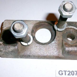 Hatz Diesel Motor 2L30 S 2L 30 S Teile: Halterung unten Einspritzdüse GT2079S