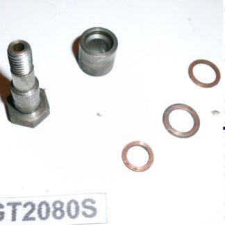 Hatz Diesel Motor 2L30 S 2L 30 S Teile: Schraube Rücklauf Einspritzdüse GT2080S