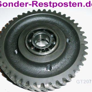 Hatz Diesel Motor 2L30 S 2L 30 S Teile: Zahnrad Ritzel am Motorblock GT2075S