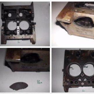 Hatz Diesel Motor 2L41C 2L 41C Teile Motorblock