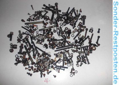 Hatz Diesel Motor 2L41C 2L 41C Teile Schrauben