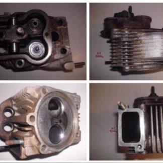 Hatz Diesel Motor 2L41C 2L 41C Teile Zylinderkopf
