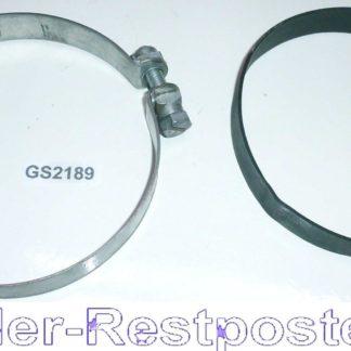 Hatz Diesel Motor E79 E 79 ES Teile: Halteband Luftfilter Ölbadfilter GS2189