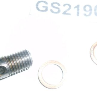 Hatz Diesel Motor E79 E 79 ES Teile: Schraube Rücklauf Tank Dieseltank GS2190