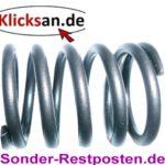 Hatz E75 ES Ersatzteile Ventilfeder Ventil GS2213