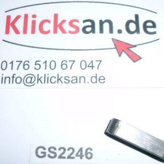Hatz E85 E 85 G Teile Nutenstein Kurbelwelle GS2246