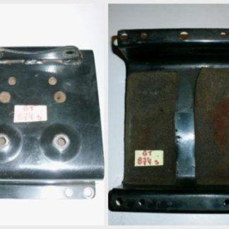 Hatz Motor 2G30 Träger Batterie Tank GS874