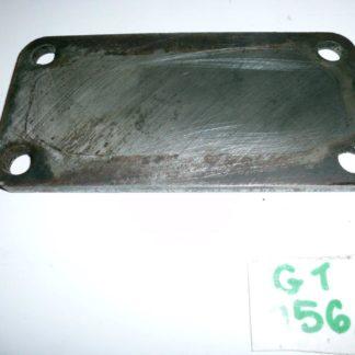 Hatz Motor 2L30 S 2L 30 S Teile: Deckel am Motorgehäuse Einspritzpumpe GT156S
