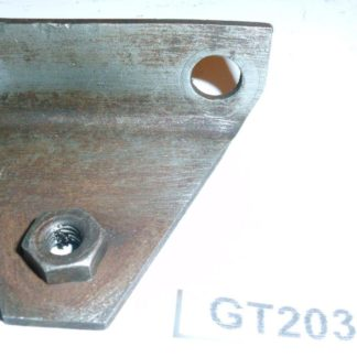 Hatz Motor 2L30 S 2L 30 Teile: Halter am Motorblock GT2039S