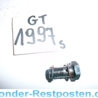 Hatz Motor 2L30 S 2L 30 Teile: Ölschraube Riemenspanner Keilrippenriemenspanner GT1997S