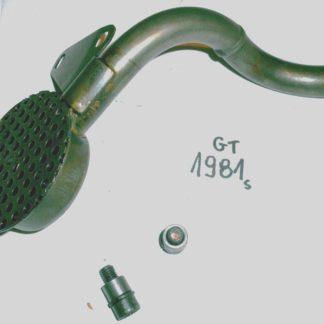 Hatz Motor 2L30 S 2L 30 Teile: Ölsieb Ölpumpe / Ölpumpensieb / Öl - Sieb GT1981S