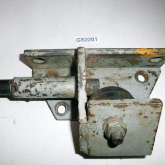 Hatz Motor E79 E 79 ES Teile Kurbelhalter GS2201