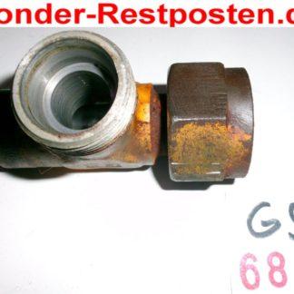 IHC Radlader H30 Ersatzteile Winkel Zylinder GS689