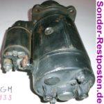 IHC Radlader H30 H 30 Ersatzteile Anlasser GM133