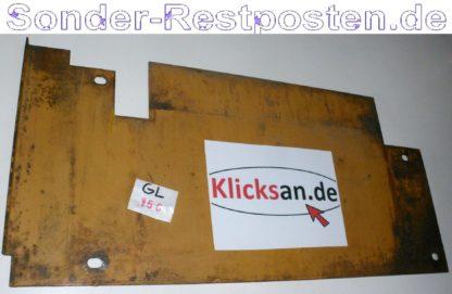 IHC Radlader H30 Teile Blech Verkleidung li. GL156