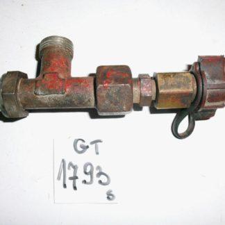 IVECO MK 80-13 T-Stück mit Ventil GS1793