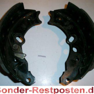 IVECO MK 80-13 Teile: Bremsbacken Bremsbeläge Hinterachse hinten rechts GT2107S