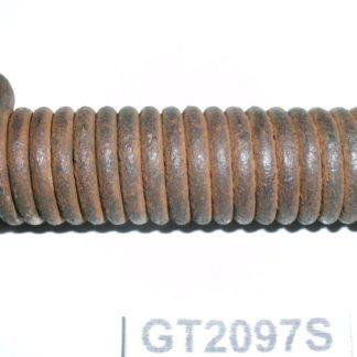 IVECO MK 80-13 Teile: Feder 105mm. Bremsbacken / Bremsbeläge Hinterachse GT2097S