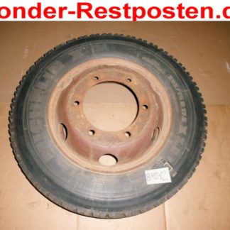 IVECO MK 80-13 Teile Felge Reifen 205/75R17.5 BM012