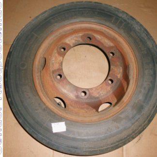 IVECO MK 80-13 Teile Felge Reifen 205/75R17.5 BM015