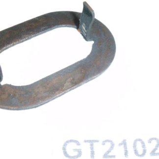 IVECO MK 80-13 Teile: Klammer Bremsbacken / Bremsbeläge Hinterachse GT2102S