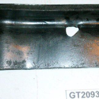 IVECO MK 80-13 Teile: Zubehör Blech links Bremsbacken / Bremsbeläge Hinterachse GT2093S