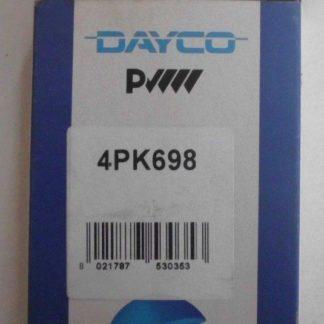 Keilrippenriemen Dayco 4PK698 | NT240