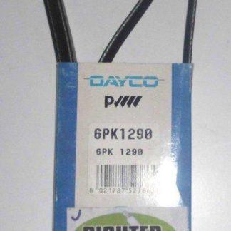Keilrippenriemen Dayco 6PK1290 | NT315