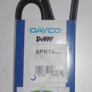 Keilrippenriemen Dayco 6PK1462 | NT324