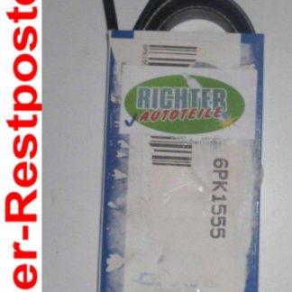 Keilrippenriemen Dayco 6PK1555 | NT326
