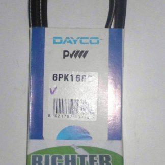 Keilrippenriemen Dayco 6PK1683 | NT330