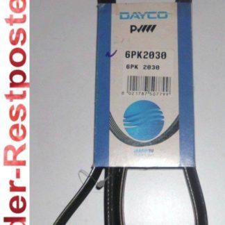 Keilrippenriemen Dayco 6PK2030 | NT347