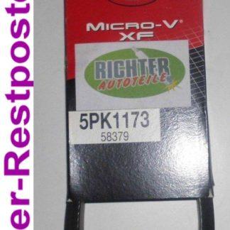 Keilrippenriemen Gates 5PK1173 58379 | NT368