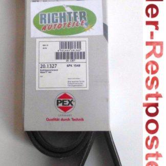 Keilrippenriemen PEX 6PK1548 201327 | NT375