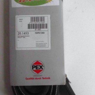 Keilrippenriemen PEX 7DPK1360 201453 | NT407