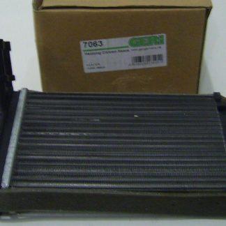 Kühler Geri 7063 Opel | NT461