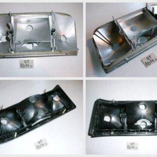 Lampenschirm Reflektor Rücklicht Rückleuchte Heckleuchte r. MERCEDES /8 GS1614