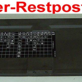 LKW IVECO SZM 220-32 Abdeckung Sicherungskasten