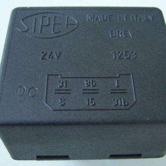 LKW IVECO SZM 220-32 Turbo Sipea Relais 24V