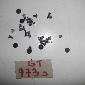 Medion Akoya MD 96380 MIM2280 Schrauben Gummis