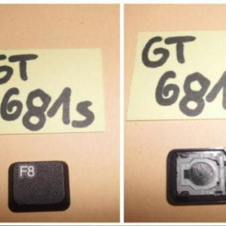 Medion Akoya MD 96380 MIM2280 Teile Taste F8