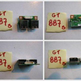Medion Akoya MD 97900 WAM2020 USB Board Platine