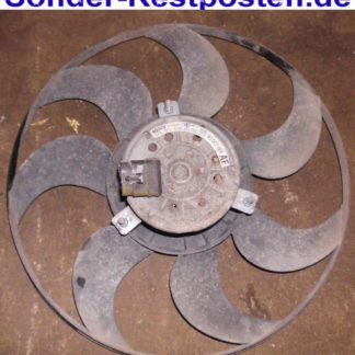 Opel Astra F Bosch Lüfter Wasserkühler 90502469