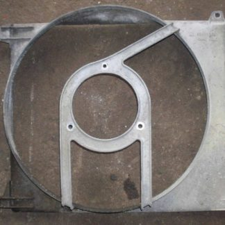 Opel Astra F Verkleidung Lüfter Kühler 90360538