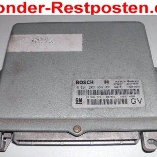 Opel Sintra 3,0 Steuergerät Motor 0261203956