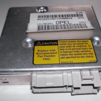 Opel Sintra 3,0 Steuergerät Motor 16198391