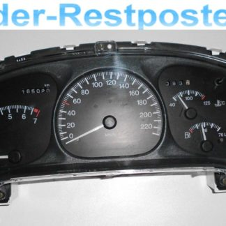 Opel Sintra 3,0 Tacho Kombiinstrument 165 Tkm