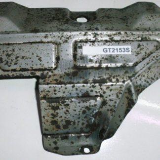 Opel Sintra Ez. 98 2,2 16V Teile: Abschirmblech Krümmer / Abgaskrümmer GT2153S