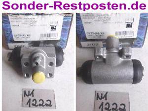 Radbremszylinder Radzylinder li. Honda Civic IV CRX III Optimal RZ-3188 NT1222